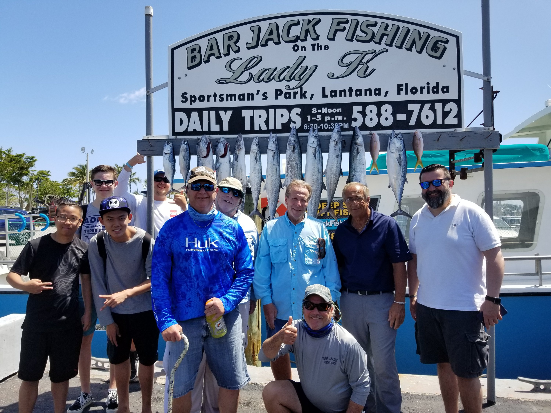 Deep Sea Drift Fishing Charters